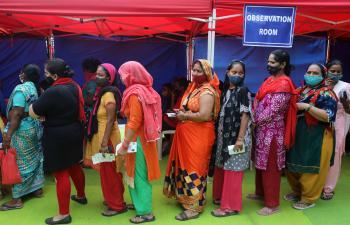 18 ألف إصابة و263 وفاة بكورونا في الهند
