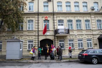 ليتوانيا تفضح ضعف دبلوماسية الذئب المحارب الصينية