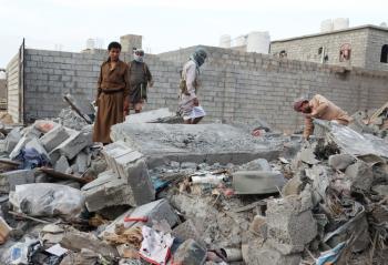 رسالة لمجلس الأمن تفضح مجازر الحوثي بمأرب