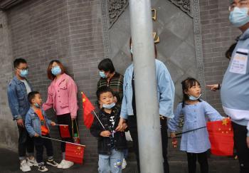 الصين: 25 إصابة جديدة مؤكدة بفيروس كورونا