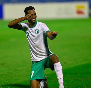 الأخضر يبحث عن التأهل أمام البحرين