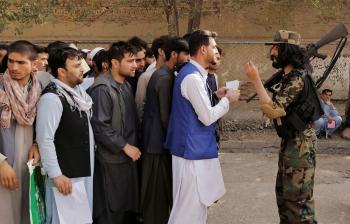 موسكو تدعو طالبان لـ «محادثات أفغانستان» في 20 أكتوبر