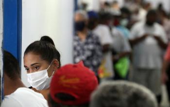البرازيل: 451 وفاة جديدة و15591 إصابة بكورونا