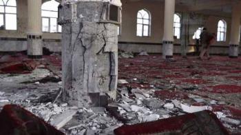 مقتل وإصابة العديد من الأشخاص في انفجار مسجد شمالي أفغانستان : عاجل