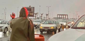 أمير جازان بالنيابة يتابع تداعيات الأمطار: تفعيل خطط الحماية