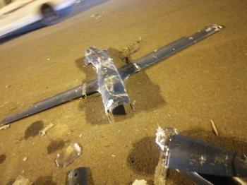 تدمير «مسيرة» مفخخة ثانية حاولت استهداف المدنيين بمطار جازان