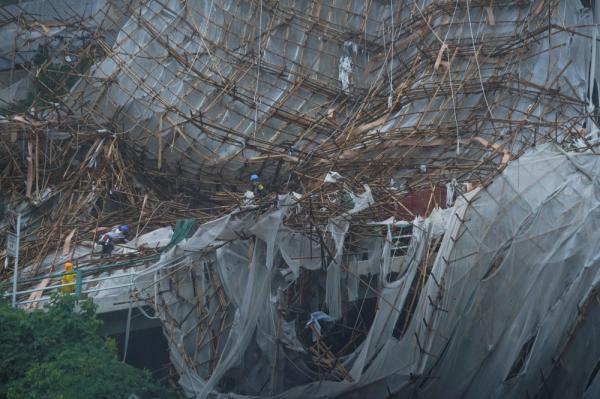 الفيضانات تجلي 120 ألف شخص في إقليم شانشي بالصين