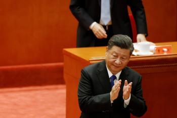 الصين تدعو إلى التوحيد مع تايوان وتحذر من التدخل الأجنبي