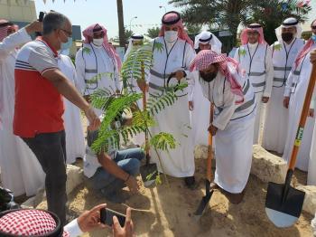 تستهدف زراعة 3 ملايين شجرة.. إطلاق مبادرة «لنجعلها خضراء» بالشرقية