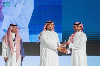 تكريم الفائزين بجائزة معرض الرياض الدولي للكتاب