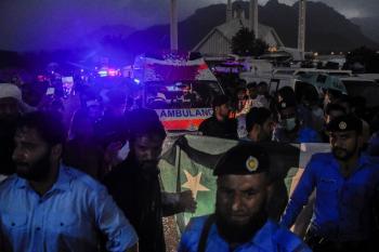 باكستان .. مقتل صحفي جراء انفجار وقع في سيارته
