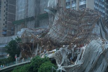 الإعصار «كومباسو» يضرب الفلبين ويقتل 9 أشخاص