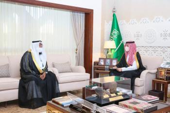 نائب أمير الشرقية يوجه بتفعيل الدور الرقابي لمركز الالتزام البيئي بالمنطقة