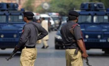 الأمن الباكستاني يقضي على 3 إرهابيين