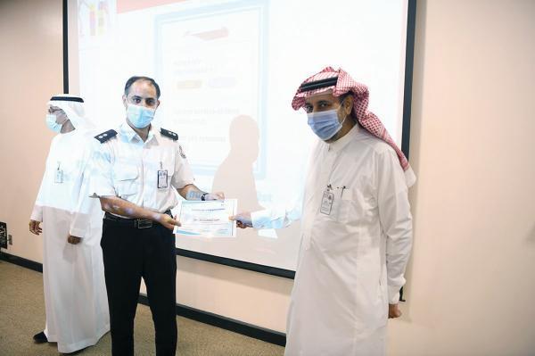 مستشفى الملك عبدالعزيز يحتفي بـ«عالمي الجودة وسلامة المرضى»