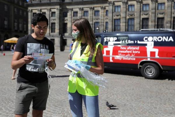 هولندا تواجه موجة جديدة من الإصابات بكورونا
