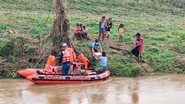 ارتفاع حصيلة قتلى «كومباسو» في الفلبين إلى 30 شخصا