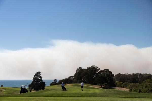 «الأسترالي للجولف» يلغي بطولتين رئيسيتين .. تعرف على السبب