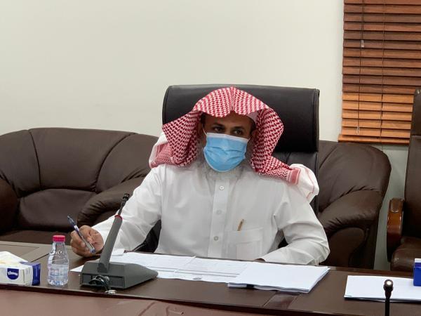 «الأمر بالمعروف» بالشرقية يُجري مقابلات المتقدمين على الوظائف الميدانية