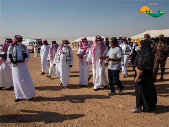 مبادرة «يوم البيئة العربي» في روضة خريم