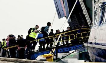 إيقاف 476 شخصًا من المهربين والمهاجرين بالجزائر