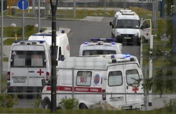 روسيا تسجل زيادة قياسية في وفيات وإصابات كورونا