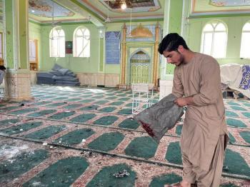 الإمارات تدين بشدة تفجيراً استهدف مسجداً في قندهار