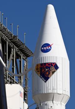 ناسا.. إطلاق المسبار الفضائي