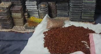 مكة.. إغلاق ورشة حدادة تقوم بتعبئة وتخزين المواد الغذائية