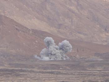 الإرياني : الحوثي يقوم بأعمال انتقامية وقتل ممنهج بحق سكان «العبدية»