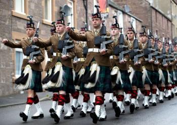 أسكتلندا المستقلة تضعف الناتو
