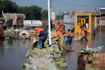 حصيلة ضحايا فيضانات الفلبين ترتفع إلى 40 قتيلًا