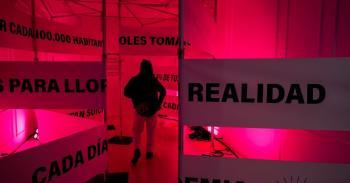 «غرفة بكاء» للتخلص من المتاعب النفسية في إسبانيا