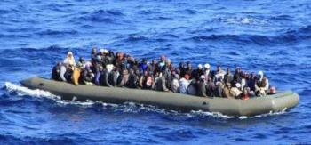 غرق مركب يُقل 31 مهاجرًا قبالة سواحل تونس