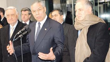 عاجل : وفاة وزير الخارجية الأميركي الأسبق كولن باول متأثرا بإصابته بكورونا