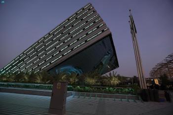 جناح المملكة في «إكسبو دبي» .. 13 ألف م2 تجسد نهضة المملكة