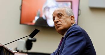 واشنطن تعلن استقالة المبعوث الخاص إلى أفغانستان