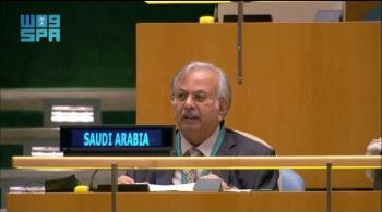 المعلمي : على المجتمع الدولي أن يتحمل مسؤولياته السياسية لحماية الشعب الفلسطيني