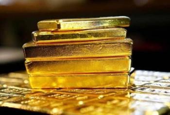 ارتفاع أسعار الذهب 0.7 ٪ مع تراجع الدولار