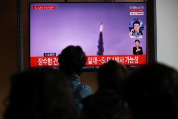 كوريا الشمالية تطلق «بالستيًا» من غواصة