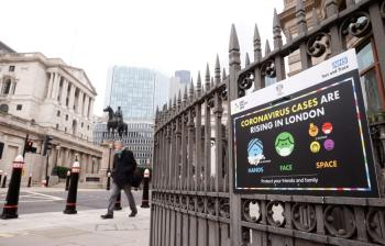 بريطانيا: قد نضطر لإعادة فرض «الكمامة»