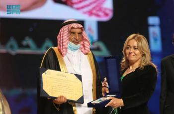 المهرجان العربي للإذاعة والتلفزيون يكرّم باهبري والصبي