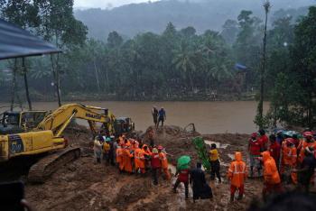 ضحايا الفيضانات في الهند ونيبال  ترتفع إلى 150 شخص