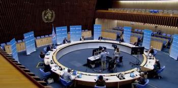 إعداد ميثاق عالمي لحماية العاملين في مجال الصحة