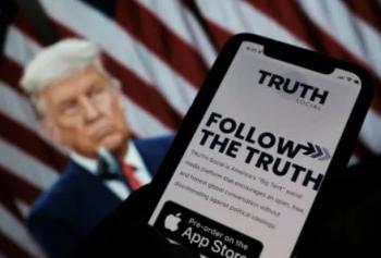 قبل انطلاقه رسميًا .. اختراق تطبيق «ترامب» الجديد للتواصل الاجتماعي