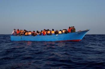 الجزائر توقف 18 مهاجراً غير شرعي