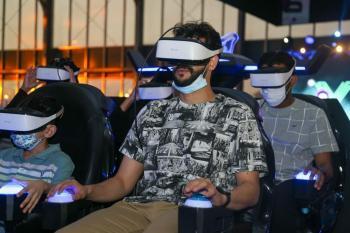 مهرجان «رش».. 14 ألف لاعب يتقاتلون في منافسات الألعاب الإلكترونية