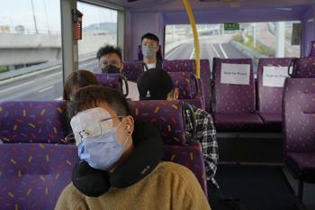 رحلة حافلة للمحرومين من النوم في هونغ كونغ