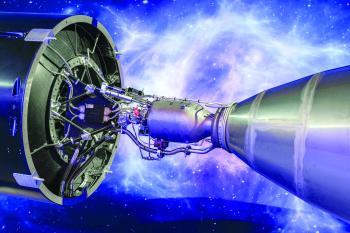 بناء صاروخ «صديق للبيئة»