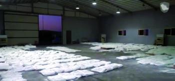 إحباط تهريب 5.2 مليون حبة كبتاجون بمنفذ الحديثة